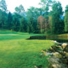 Laurel Valley GC-Hole #3 Golf Wall Mural